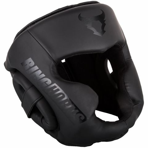 Casque Ringhorns Charger - Noir/Noir