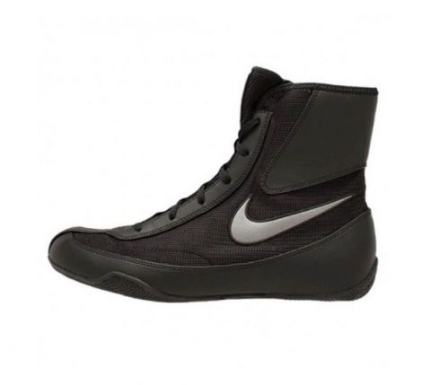 Chaussures de boxe semi-montantes Nike Machomai 2  - Noir