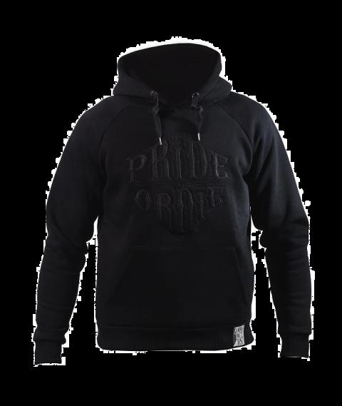 Sweatshirt Pride or Die Reckless Full black