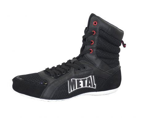 Chaussures de boxe Viper IV Metal Boxe - Noir