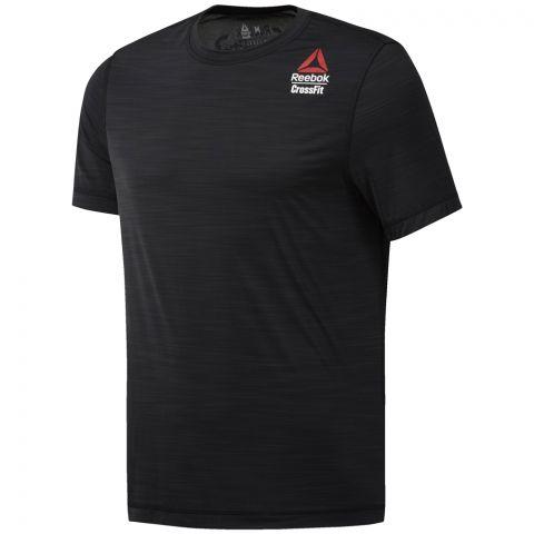 T-shirt Reebok ActivChill - Noir