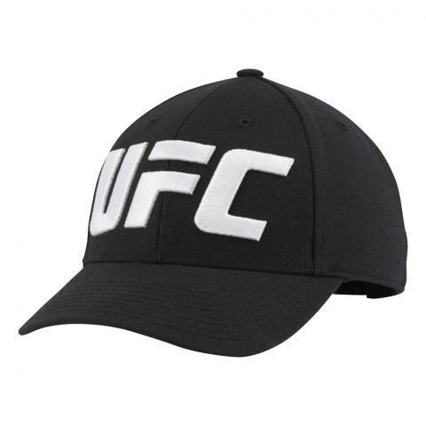 Casquette baseball Reebok UFC - Noir