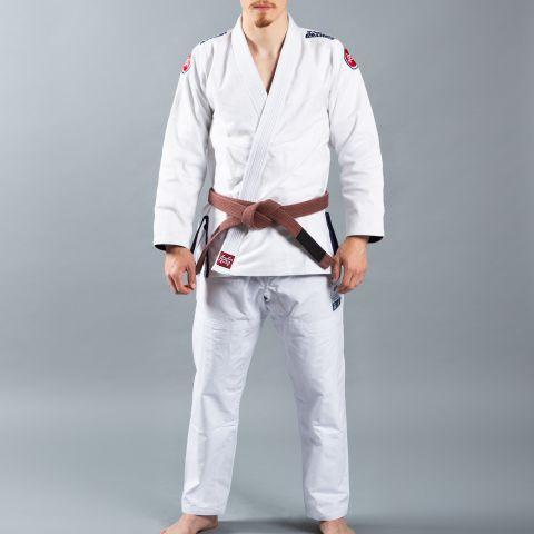 Kimono de JJB Scramble Athlete 4 - Blanc