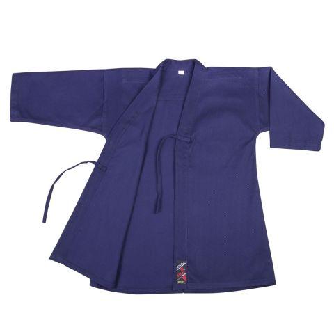 Veste Kendo Fuji Mae - Bleue marine