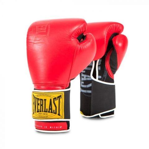 Gants de boxe Everlast 1910 Training - Rouge