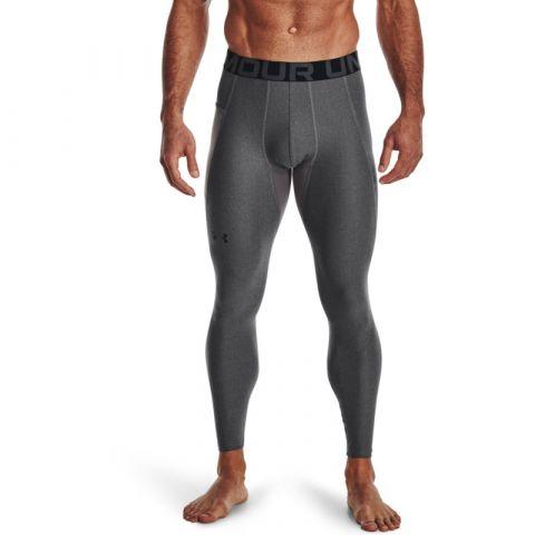 Pantalon de Compression Under Armour HeatGear® Armour - Gris