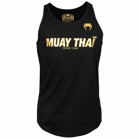 Débardeur Venum Muay Thai VT - Noir/Or
