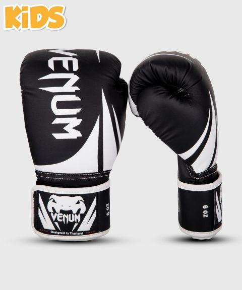 Gants de boxe Venum Challenger 2.0 Kids - Noir/Blanc