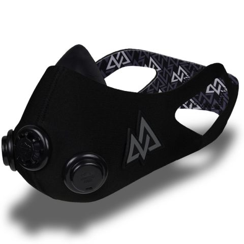 Masque d'entraînement Elevation 2.0 - Blackout