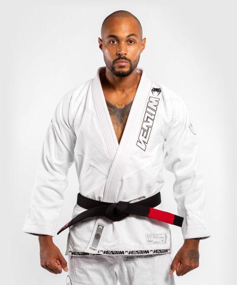 Kimono de BJJ Venum Elite Light 3.0 - Blanc