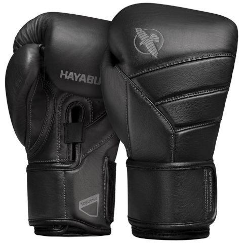 Gants de boxe Hayabusa T3 Kanpeki - Noir