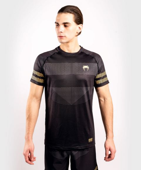T-shirt Dry Tech Venum Club 182 - Noir/Or
