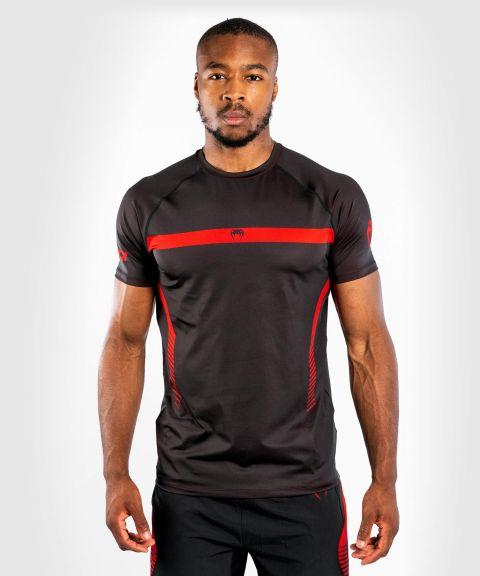 T-shirt Dry tech Venum NoGi 3.0 - Noir/Rouge