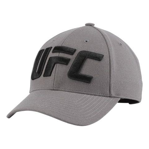 Casquette baseball Reebok UFC - Gris