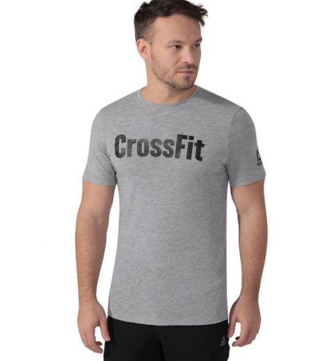 T-shirt Reebok Speedwick F.E.F.T - Gris