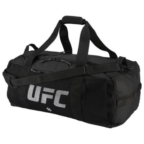 Sac de sport Reebok UFC Grip - Noir