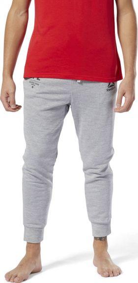 Pantalon de jogging Reebok UFC Fan Gear - Gris