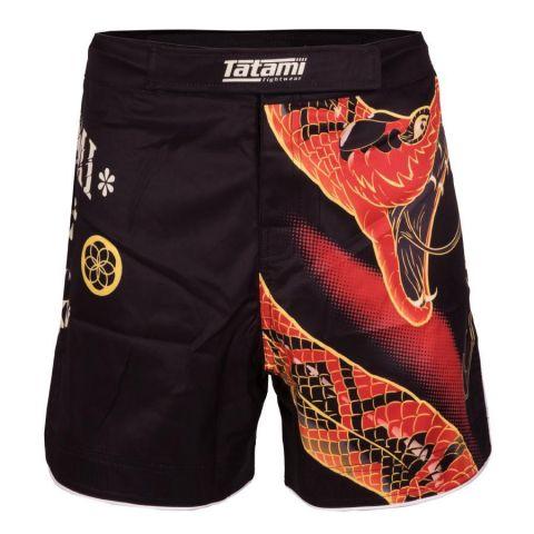 Fightshort Tatami Fightwear Duelling Snakes
