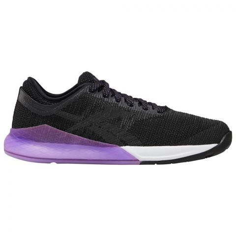 Chaussures Reebok Nano 9 Femme - Noir/Violet/Blanc