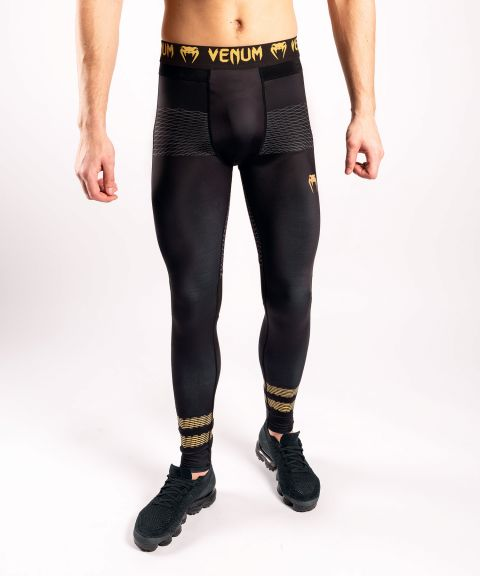 Pantalon de Compression Venum Club 182 - Noir/Or