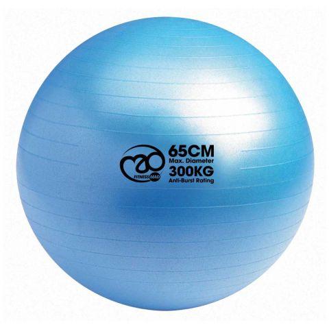 Ballon de gym / Swiss ball Fitness Mad - 65cm