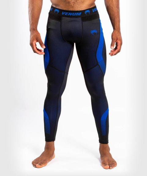 Pantalon de Compression Venum NoGi 3.0 - Noir/Bleu