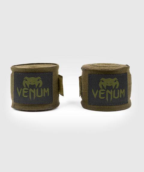 Bandages de boxe Venum Kontact - 2,5 mètres - Kaki/Noir