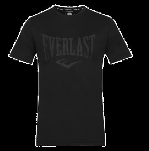 T-Shirt Everlast Moss - Noir/Gris Foncé
