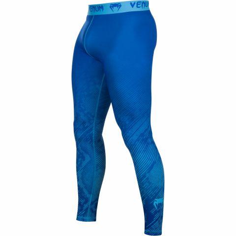Pantalon de compression Venum Fusion - Bleu