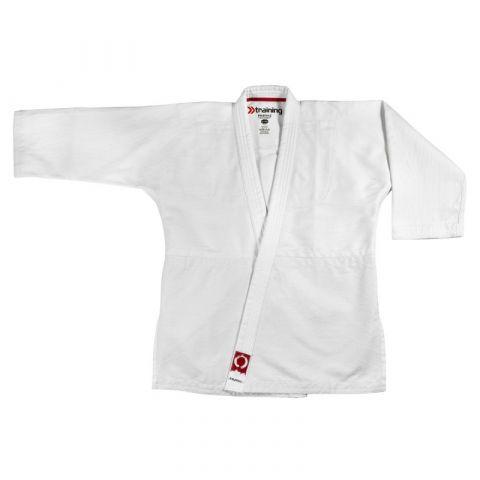 Veste Aikido Fuji Mae - Coton - Blanche