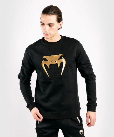 Sweatshirt Venum Classic - Noir/Or