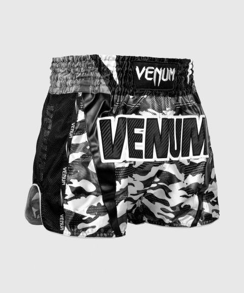 Short de Muay Thai Venum Full Cam - Urban Camo/Noir