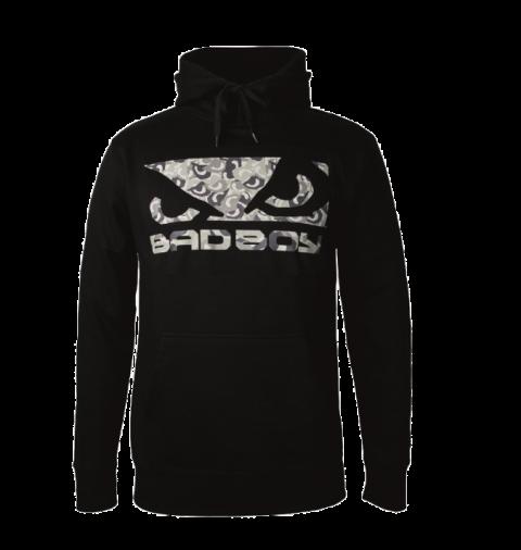 Sweatshirt à capuche Bad Boy - Noir