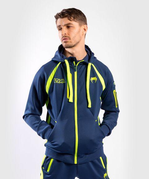 Sweatshirt Venum Origins Edition Loma - Bleu/Jaune