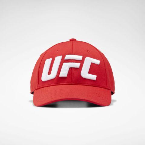 Casquette de Baseball Reebok logo UFC - Rouge