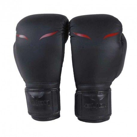 Gants de boxe Elion Collection Uncage - Noir