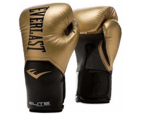 Gants de Boxe Everlast Elite Pro Style Elite - Or