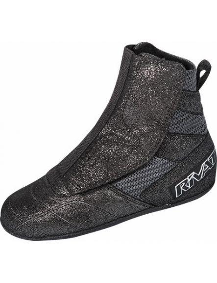 Chaussures de boxe française Rivat F.1 Devon Light - Gris - Série limitée