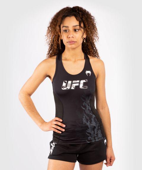 Débardeur Technique Femme UFC Venum Authentic Fight Week - Noir