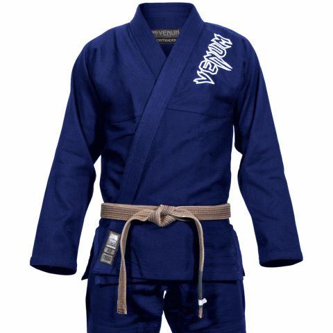 Kimono JJB Venum Contender 2.0 - Bleu marine