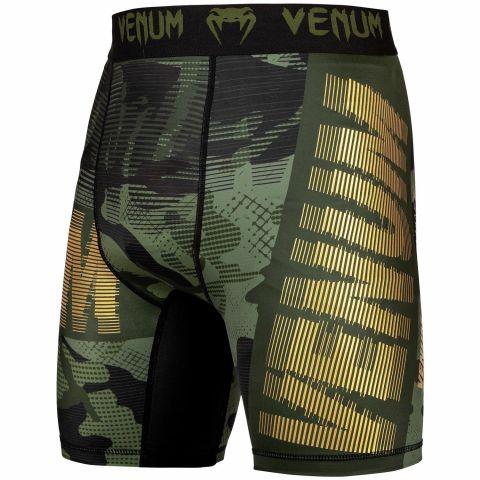 Short de compression Venum Tactical - Forest Camo/Noir
