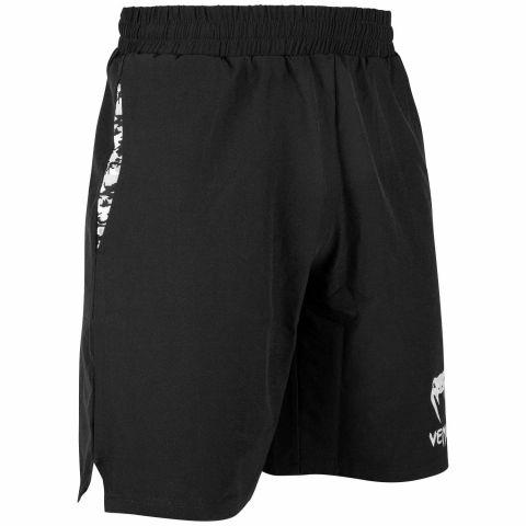 Short de sport Venum Classic - Noir/Blanc