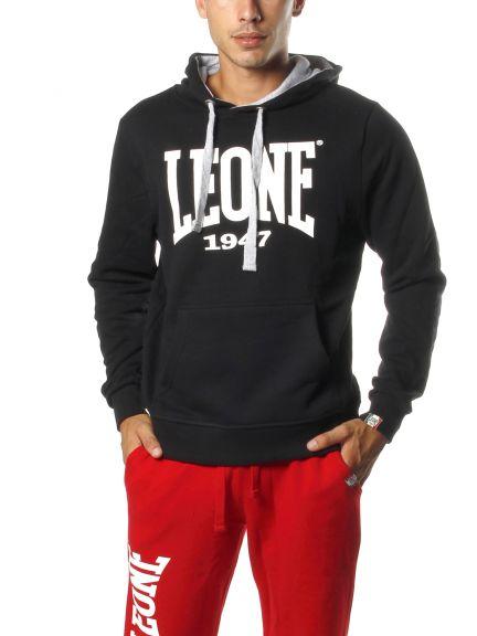 Sweatshirt Leone - Noir