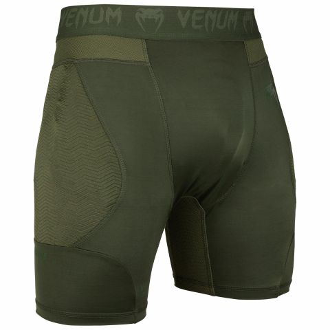 Short de compression Venum G-Fit - Kaki