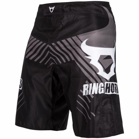 Fightshort Ringhorns Charger - Noir