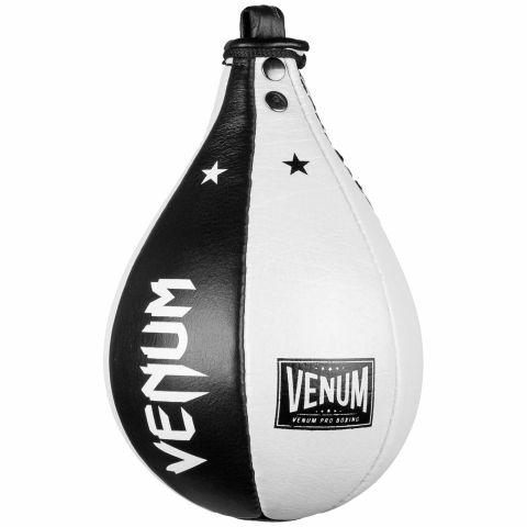 Poire de vitesse Venum Hurricane Speed Bag - Noir/Blanc
