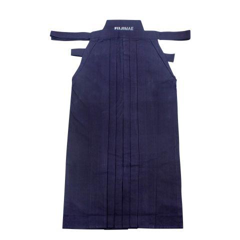 Hakama Fuji Mae - Coton Polyester - Bleu