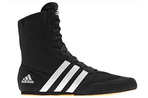 Chaussures de boxe Adidas Box Hog - Noir