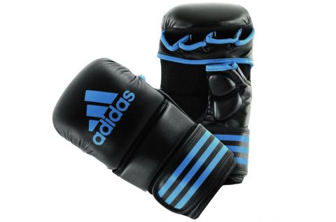 Gants de Krav-Maga Adidas  - Noir/Bleu
