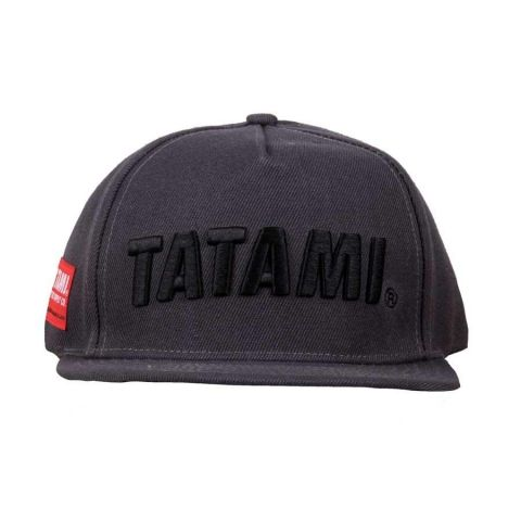 Casquette Tatami Fightwear Original - Gris